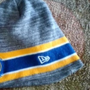 Golden State Warriors Knitted Beanie